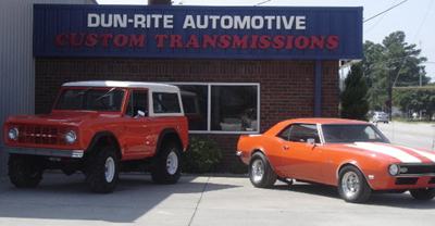 Dun-Rite Automotive Custom Transmissions